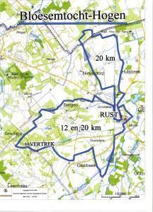 30-3 Hogen  12 en 20 km
